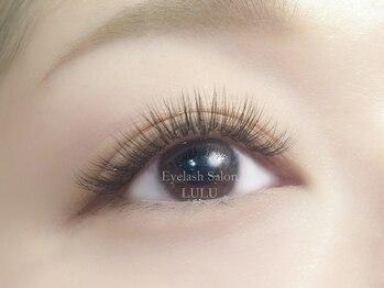アイラッシュサロン ルル(Eyelash Salon LULU)/独自のボリュームラッシュ技術