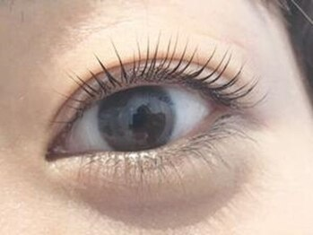 マケア アイラッシュアンドビューティー 東川口(Makea eyelash&beauty)の写真/【パリジェンヌラッシュリフト¥6800】ナチュラルだけど存在感のある目元に★メイクの時間を短縮♪