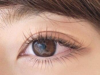 マケア アイラッシュアンドビューティー 東川口(Makea eyelash&beauty)の写真/【オールカラーエクステ140本¥7000】何度通っても同価格だからリピーターさんも嬉しい♪目元をイメチェン★
