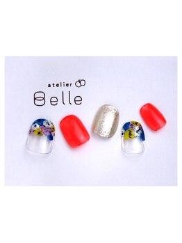アトリエ ベル(atelier Belle)/明日は・・・*