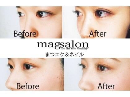 マグサロン(magsalon) image
