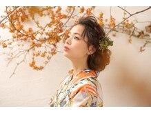 ヘアーセットアンドネイル コレット(Colette)の雰囲気(着物レンタル+着付+ヘアセットで9800円!)