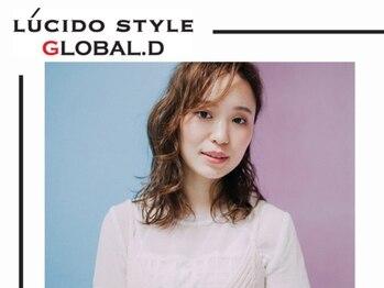 ルシードスタイル グローバルディー 稲毛店(LUCIDO STYLE GLOBAL.D)/フラットラッシュ120本¥6980