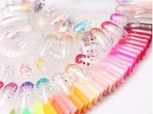 カラーバリエーション豊富!お客様に似合う色もお作り致します。