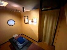 もみ処らく屋 浅草総本店の雰囲気(店内は7部屋の個室となっています!和の空間でゆったり時間を)