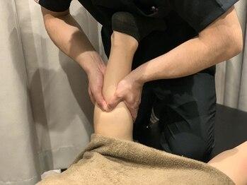 モア整体院 メディカルボディーメイク(Medical body make)/むくみ・脚の疲れに!