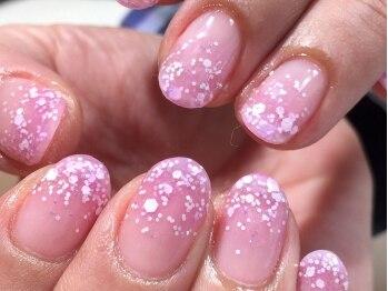 ネイルサロン アトリエエム(nail salon atelier...m)/(新規)シンプルコース¥3500
