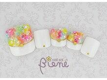 ネイルサロン ビーネ(nail salon Biene)/オフ無料★6月リピート9980-11
