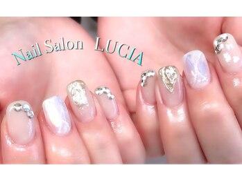 ルシア(Nail Salon LUCIA)/☆ニュアンスネイル☆