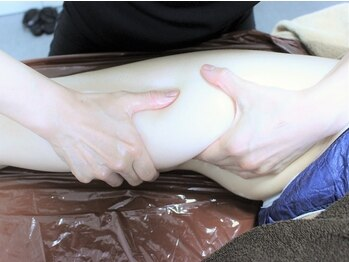 魔女の横顔/魔女式次世代型施術〈本格痩身〉