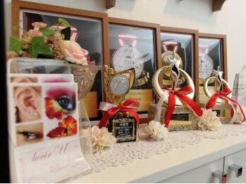 ルシール ユー lucir U/2014年度全3部門で受賞★