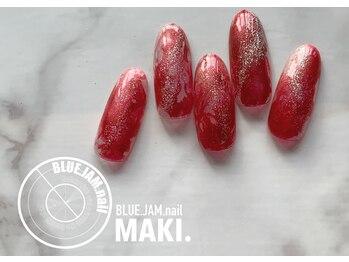 ブルージャムネイル(BLUE.JAM.nail)/9月☆めちゃくちゃお得なコース