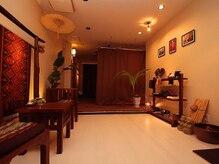 タイ古式マッサージ ファンディー(Fandee)の雰囲気(タイの文化を大切にした内観でゆったりくつろげる◎)