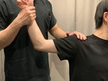 モア整体院 メディカルボディーメイク(Medical body make)/肩の痛みはモアにお任せください