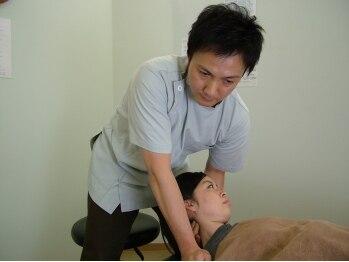 サンキュア今池整体(Sun cure)の写真/首肩の痛み、腰痛の原因は身体の歪みかも?冷えやむくみに【サンキュア整体+骨盤調整 約105分初回¥6500】