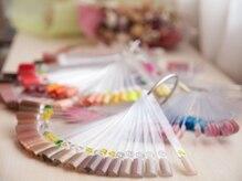 クリアネイル(Clear Nail)の雰囲気(600色以上の豊富なカラーからお選びいただけます。)