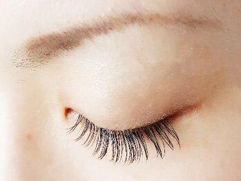 チッリア つくば店(eye lash labo ciglia)の写真/《長さ/カール/太さ》を豊富にご用意◎瞳の形やまつ毛の生え方の癖に合わせたベストプランをご提案します♪