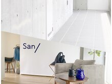 サン(San)の雰囲気(完全プライベート◎他のお客様とお会いすることはございません♪)
