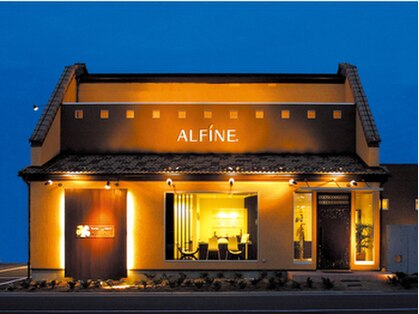 ALFINE【アルファイン】 松本本店(松本・安曇野・諏訪/リラク)の写真