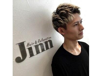 ヘアーアンドリラクゼーション ジン(Jinn)の写真