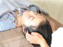 シマシマ(Shima Shima)の雰囲気(極上のヘッドスパ☆施術中は疲労回復度の高い良質な睡眠です!!)