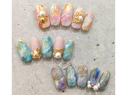 ウルーネイル(ulu nail)の写真