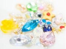 6000種類以上のパーツをご用意☆カラーの種類も豊富です♪