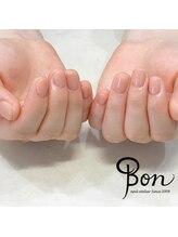 ネイルアトリエ ボン(nail atelier bon)/オフィスネイル