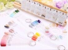カラーやパーツの種類が豊富なので、思わず迷ってしまいます!