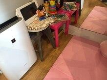 ピーチスタイル 片原町店(Peach Style)の雰囲気(移動子供サークルも有・空気清浄器もご用意してます♪)