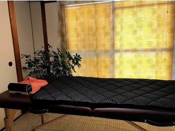 体質改善温活サロン ぬくみ栗林店/マッサージルーム