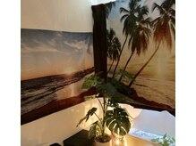 ハワイの雰囲気に包まれて、、