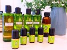 グラティア(Gratia aroma treatment&natural beauty salon)の雰囲気(ドイツ語圏最大の精油メーカーPRIMAVERA社のブランドオイルです)