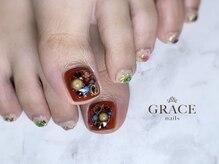 グレース ネイルズ(GRACE nails)/ストーンアート