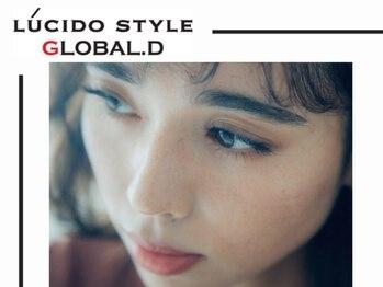 ルシードスタイル グローバルディー 稲毛店(LUCIDO STYLE GLOBAL.D)/ブラウンフラットラッシュ120本