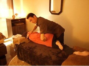 カイロプラクティック庵の写真/カイロプラクティックとは「自然治癒力」を高め、健康を取り戻し増進させようとする療法です【初回¥3900】
