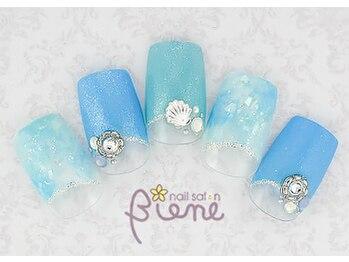 ネイルサロン ビーネ(nail salon Biene)/17年6月のおすすめコース-1
