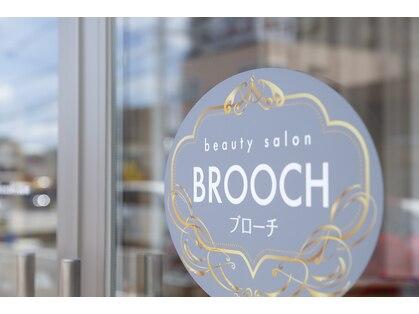 ビューティーサロン ブローチ(beauty salon BROOCH)の写真