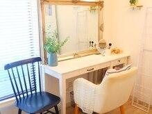 グラティア(Gratia aroma treatment&natural beauty salon)の雰囲気(アロマの香りに包まれた癒しの空間は完全プライベート空間。)