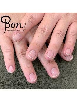 ネイルアトリエ ボン(nail atelier bon)/メンズネイルケア