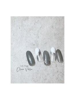 クリアヴィラ(clear villa)/7月キャンペーンデザイン¥7400
