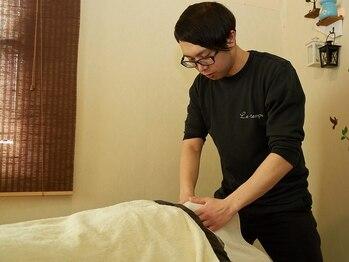 クランド フゥ ヅッカ(Curando fuu Zukka)の写真/【施術後のスッキリ感】仕事やストレスからくる疲れを癒す。首・肩の辛さを改善に導くコースもオススメ◎