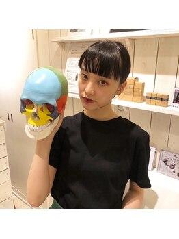 マニミント 表参道店(mani.mint)/山田愛奈さんご来店