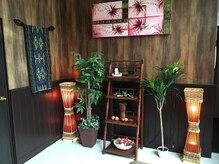 アジアンリラクゼーションヴィラ 甲府平和通り店(asian relaxation villa)の雰囲気(バリの空間漂う店内でどうぞお寛ぎ下さい♪)