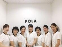ポーラ ハピネス愛 天王寺北口店(POLA)の雰囲気(お肌に合わせたお手入れでおもてなしさせていただきます。)