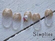 シンプリーネイル 表参道店(Simpliee Nail)/定額ネイル初回¥3990