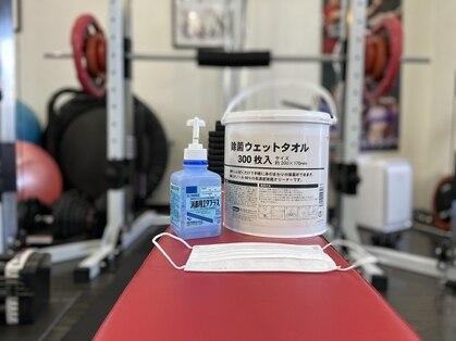 フィットネスアンドビューティーラボ アピフル(Fitness&Beauty labo APFL)の写真