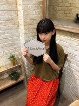 マニミント 表参道店(mani.mint)/中尾有伽様ご来店