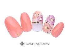 ダッシングディバ そごう千葉ジュンヌ店(DASHING DIVA)/10月限定デザイン ¥9612