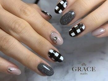 グレース ネイルズ(GRACE nails)/チェック